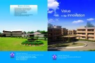 Value through innovation - National Institute of Pharmaceutical ...