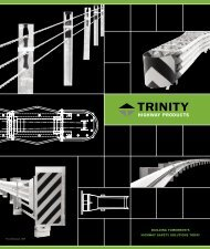 Highway Products - Trinity Industries, Inc.