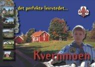 det perfekte leirstedet... - St. Georgs Gildene i Norge