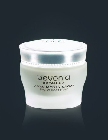 The Pevonia Botanica Spa brand). - Golden Lotus