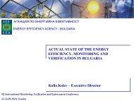 Kolio Kolev - 4E - Efficient Electrical End-Use Equipment