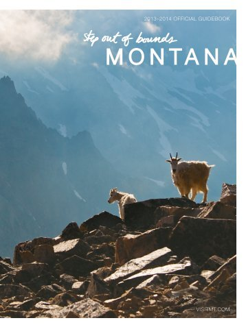 Download guide - Visit Montana