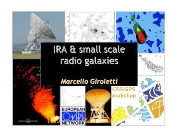 Giroletti - IRA - Inaf