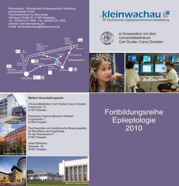 Fortbildungsprogramm 2010 als pdf - Kleinwachau