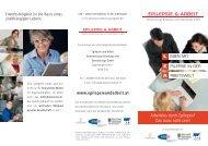 Download Infofolder - Epilepsie und Arbeit