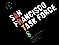 SFindings and Recom m endations - San Francisco Arts Commission