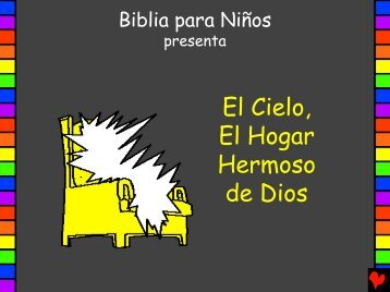 Heaven Gods Beautiful Home Spanish.pdf - Bible for Children