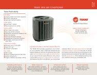 Trane XR14 Brochure
