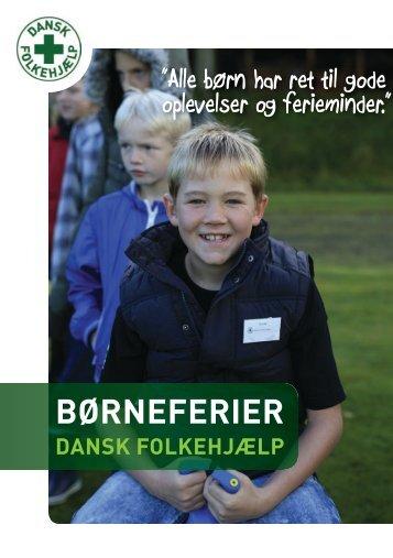 Børnefolder - Dansk Folkehjælp