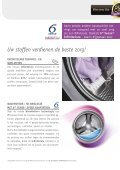 LONG LASTING BEAUTy FOR yOUR FIBRES AND ... - Whirlpool - Page 2