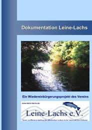 Dokumentation Leine-Lachs - Wuemme-Meerforelle