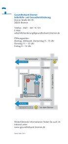 Gesundheitsamt Bremen - Seite 4