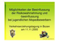 VE-Tagung Bozen Präsentation_pdf 2005