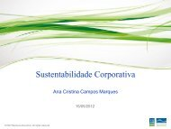 Sustentabilidade Corporativa - DNV Business Assurance