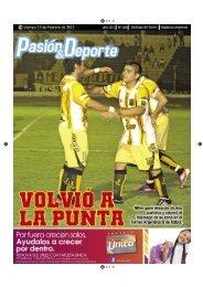 Edición Nº 188 - Pasión & Deporte