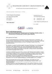 Brief an den Integrationsbeauftragten NRW - Transkom