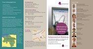 Informationen für Ärztinnen und Ärzte - Diakoniekrankenhaus ...