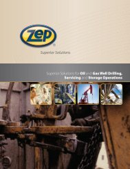 Superior Solutions for Oil and Gas Well Drilling, Servicing and ...