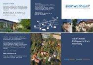 Sächsisches Epilepsiezentrum Radeberg - Kleinwachau