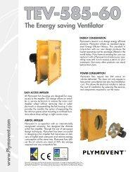 the energy saving ventilator