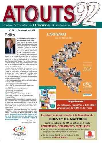 ATOUTS N° 127 SEPT 2012_ATOUTS N° 119.qxd.qxd