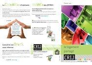 Zoom sur le logement partagé.pdf - centre ressources information ...