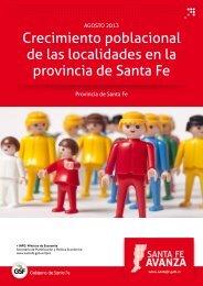 informe completo - Gobierno de la Provincia de Santa Fe