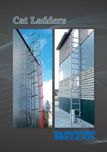 Brochure Cat Ladders - Weland Ltd.
