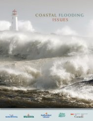 COASTAL FLOODING ISSUES - Atlantic Climate Adaptation Solutions