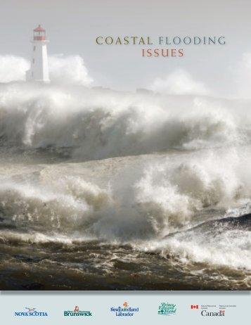 COASTAL FLOODING ISSUES - Atlantic Climate Adaptation Solutions