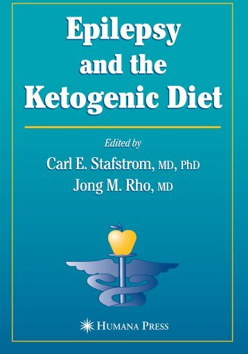 Stafstrom: Epilepsy and the Ketogenic Diet.