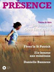 316 03/2010 (.pdf) - Centre Culturel de Dison