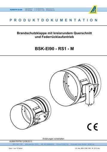 Spezifikation - AUMAYR GmbH