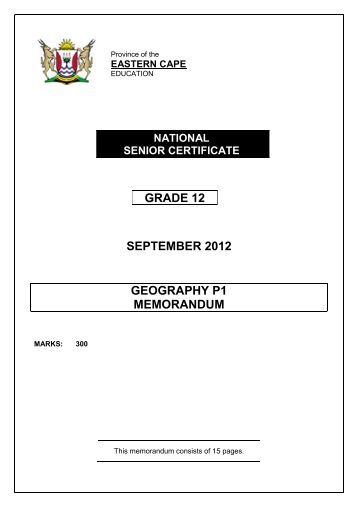 Platinum Geography Grade 12 Learner U0026 39 S Book