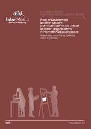 Research Organizations - AudienceScapes
