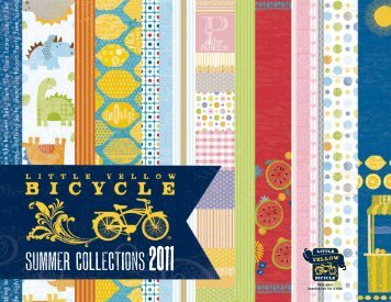 SUMMER COLLECTIONS 2011 - Little Yellow Bicycle