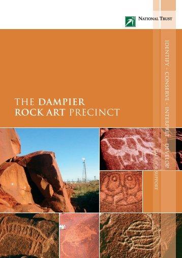 The Dampier Rock Art Precinct - Archaeology and rock art in the ...