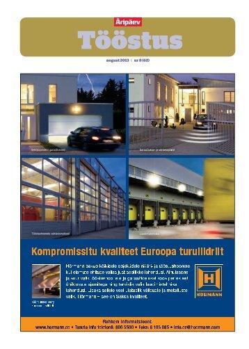 PDF-failina - Äripäev