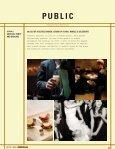 weddings & ceremonies - PUBLIC Restaurant - Page 6