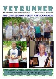 the conclusion of a great handicap season - ACT Veterans Athletics ...