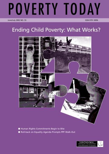 Poverty Today (Issue 55 - June-July 2002) - Combat Poverty Agency