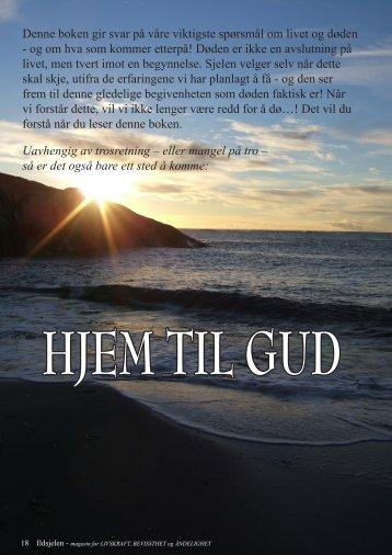 Hjem til Gud - Ildsjelen