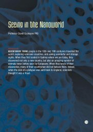 Seeing in the Nanoworld - Oxford Materials Outreach