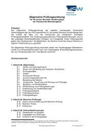 Bachelor of Engineering (B.Eng.) - Hochschule Weserbergland