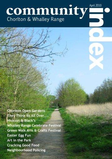 April 2010 - Community Index