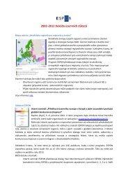 Newsletter 27 - Ústav územního rozvoje