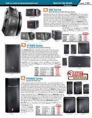 VRX Series STX800 Series PRX600 Series - medialink ...