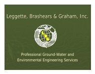 Leggette, Brashears & Graham, Inc.