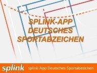 splink-app deutsches sportabzeichen - SPONSORs Sports Media ...