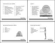 4 slides per side sort/hvitt - Autisme kan behandles